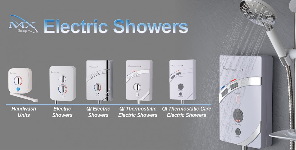 Electric Showers Thermo