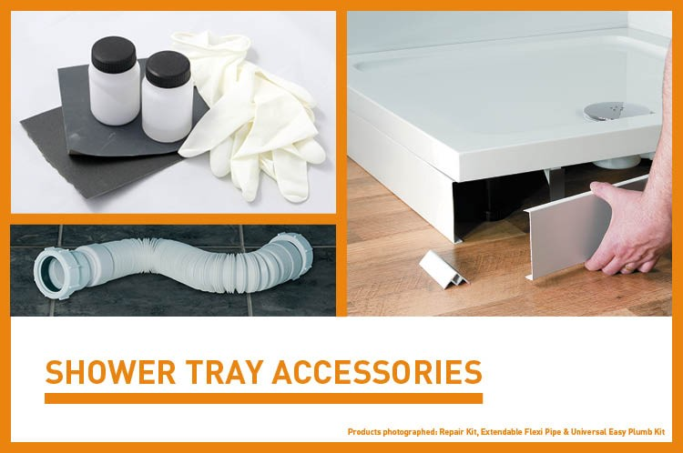 Shower Tray Accessories